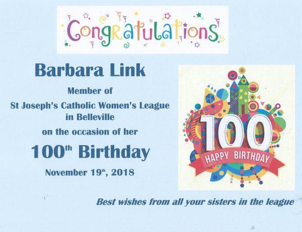 Barbara Link